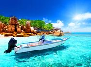 Allons visiter les Seychelles