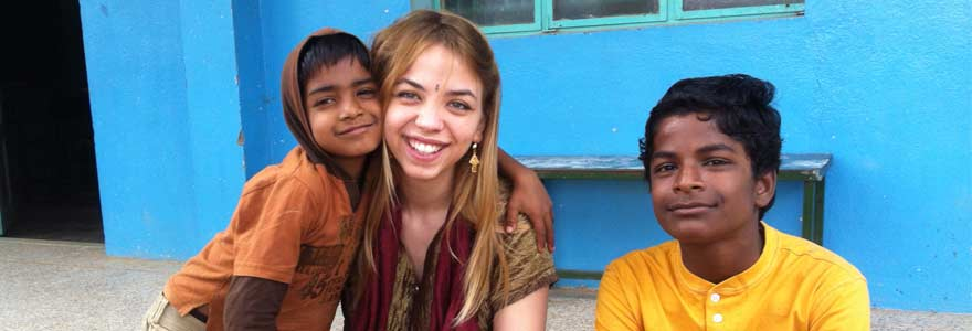 Partir en touriste en Inde