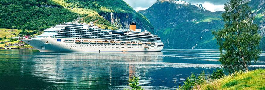Croisière en Norvège