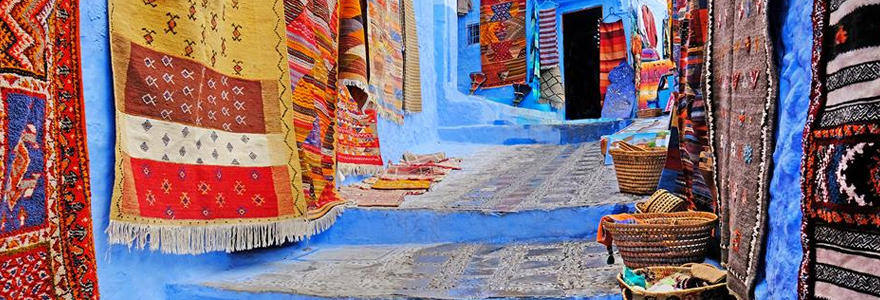 Vacances familiales au Maroc