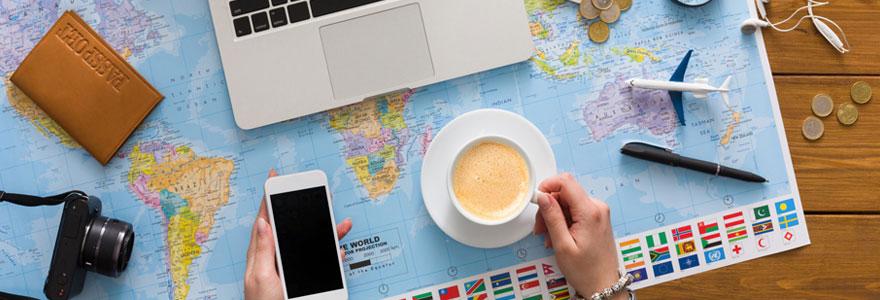 Idées de voyage autour du monde