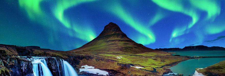 Voir des aurores boréales