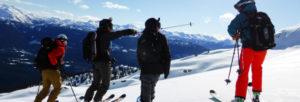 skier dans les Pyrénées