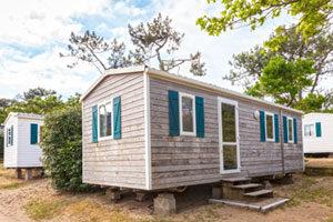 camping en mobil-home